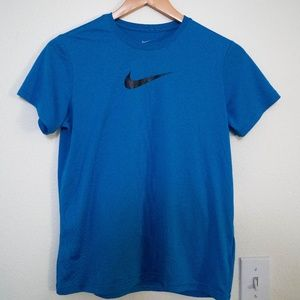 Blue Nike Dry-Fit